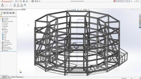 SW_system struktur